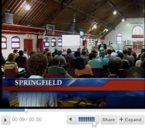 Indicators event on Channel 22 News | the springfield institute